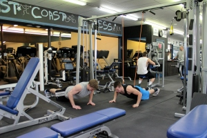Get to know us: visit East Coast Fitness today!